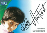 Doctor Who CAROLE ANN FORD as Susan Foreman AUTOGRAPH CARD AU11, Strictly Ink -  10652